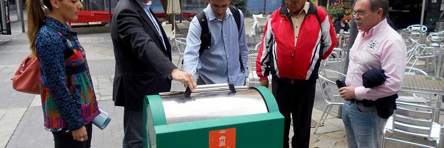 Técnicos bolivianos estudian la gestión de residuos y reciclaje en Murcia