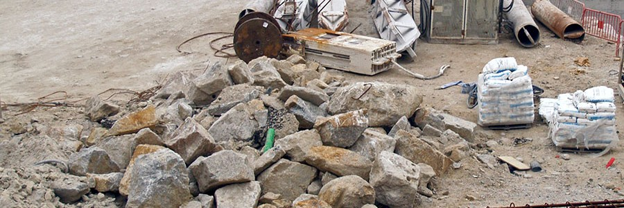 Las oportunidades de reciclaje de los residuos de construcción protagonizan el primer 'Jueves de Ecoeficiencia'
