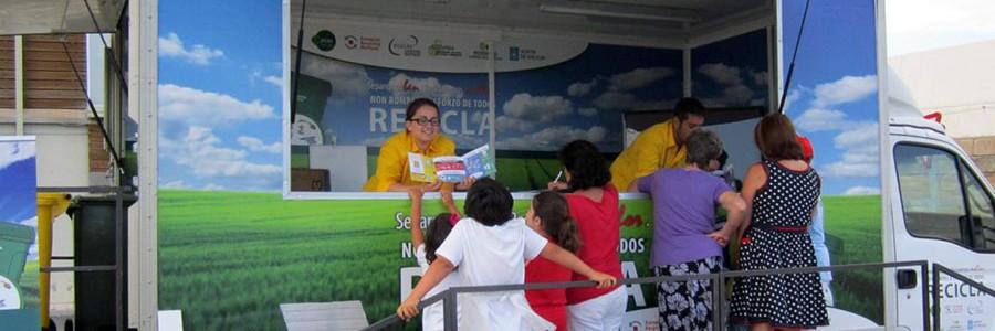 Más de 10.000 ciudadanos gallegos ya han sido informados personalmente sobre buenas prácticas en reciclaje