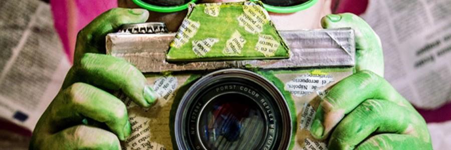 Se inaugura Upcycling, la primera exposición fotográfica sobre reciclaje