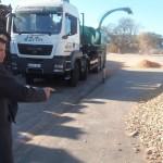 Inauguración de la planta de biomasa de Exver en Navalmoral de la Mata