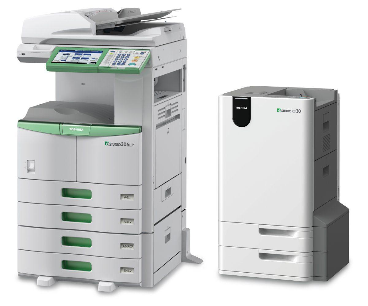 e-STUDIO 360LP: El único multifunción ecológico que reduce un 80% el gasto en papel