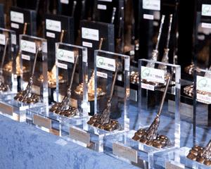 trofeos de los Premios Escobas de Ategrus
