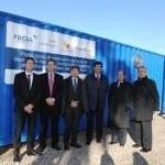 El Ayuntamiento de Castellón y Facsa ponen en marcha un proyecto de investigación para ahorrar hasta un 50% del coste en la depuración de fangos