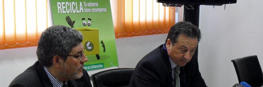 Extremadura genera 450.000 toneladas de residuos urbanos al año