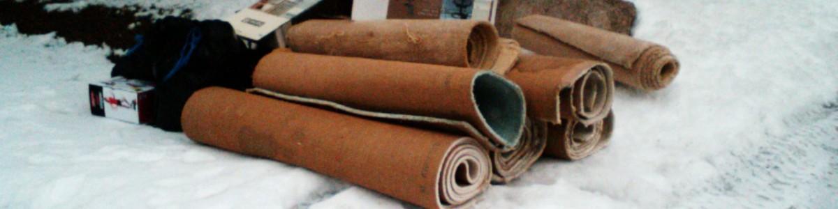 CARPETCHAINS, programa piloto para el reciclaje de moquetas y alfombras