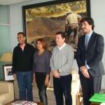 Una delegación de la República Dominicana visita Extremadura para conocer la gestión extremeña en residuos urbanos