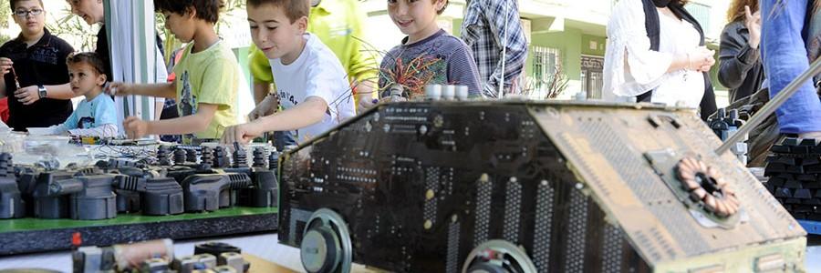 Más de seis mil escolares valencianos participarán en una nueva campaña de educación sobre reciclaje