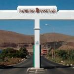 El Cabildo de Lanzarote comienza las obras de la nueva celda de vertido en Zonzamas