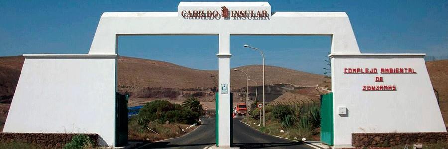 Sale a concurso el tratamiento de residuos en el Complejo Ambiental de Zonzamas (Lanzarote)