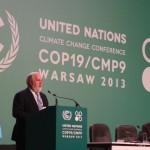 Comentario a las conclusiones de la COP 19 de Varsovia