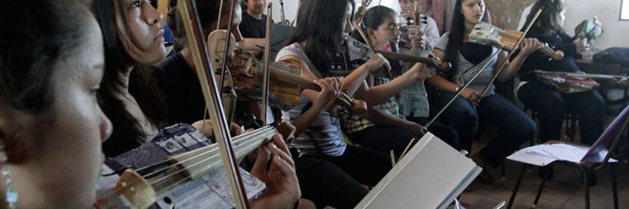La Orquesta de Instrumentos Reciclados de Cateura actuará por primera vez en España