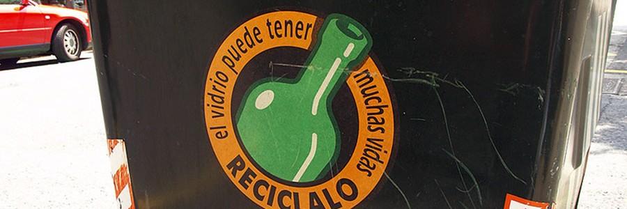 Cada español recicla ocho envases de vidrio en Navidad