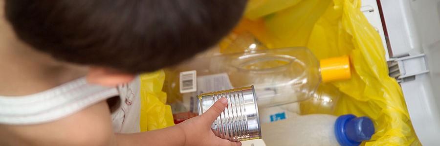 Campaña para mejorar el reciclaje de envases en Andalucía