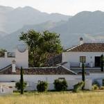 Huesos de aceituna alimentan dos calderas de biomasa en un hotel de Málaga
