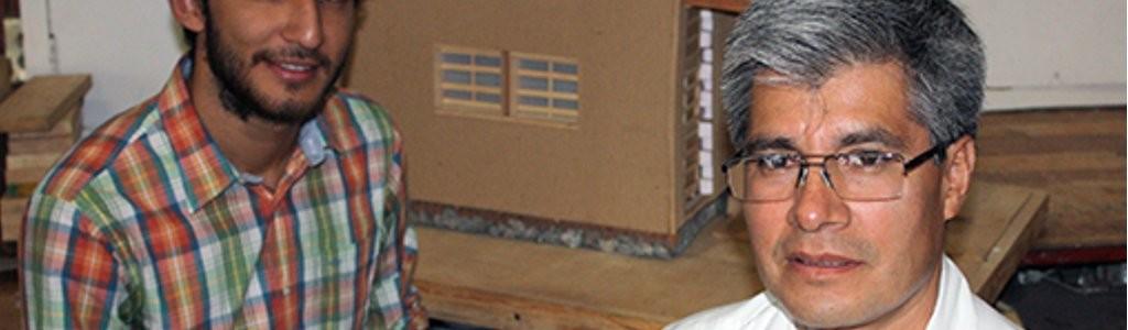 Proponen paneles de periódico como elemento de construcción aislante