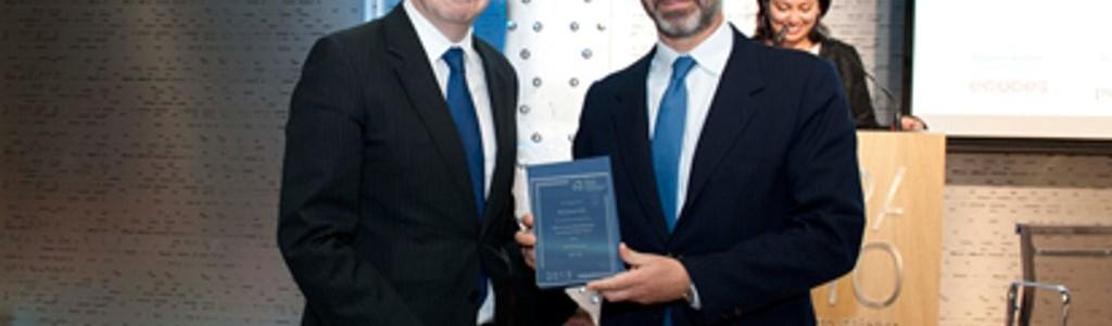 ACCIONA, premiada por CDP como líder en la lucha contra el cambio climático