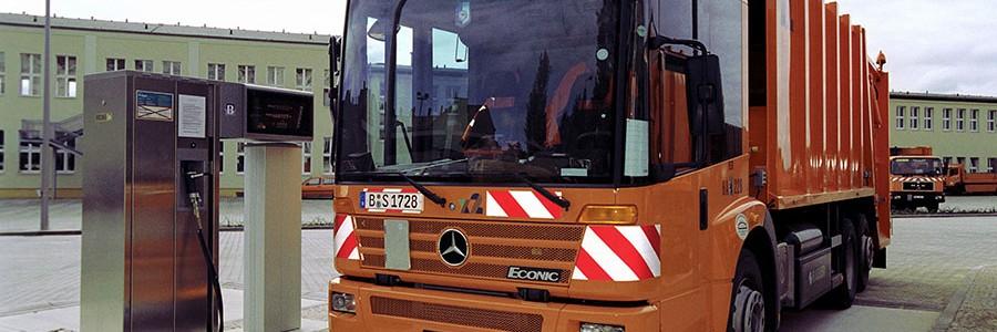 Premio para BSR Berlín por sus camiones de recogida de residuos
