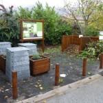 La Diputación de Álava instala nuevos puntos de compostaje colectivo en seis localidades