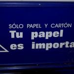 Nuevos contenedores para la recogida selectiva de residuos en Valencia