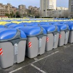 Nuevos contenedores de recogida selectiva en Santander
