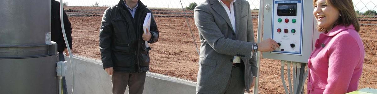 Concluye el sellado del vertedero de Nules (Castellón)