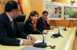 Presentación del proyecto de sellado y restauración del vertedero de residuos urbanos de Onda (Castellón)