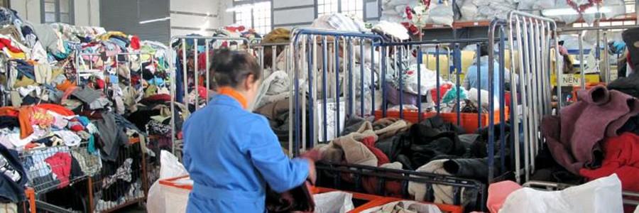 La campaña de recogida textil en ministerios evitó la emisión de 17 toneladas de CO2