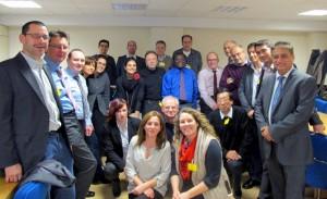Los miembros del proyecto VALOR PLUS se reunieron recientemente en Madrid