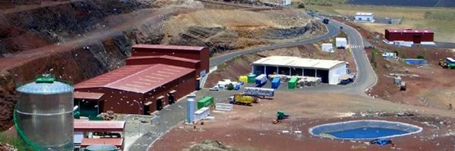 El Cabildo de Lanzarote adjudica a la empresa 'Vertederos de Residuos' la gestión del Complejo Ambiental de Zonzamas