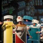 Se reforzará la recogida de vidrio durante el Carnaval de Cádiz