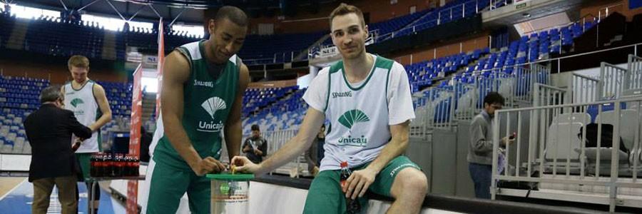 Unicaja Baloncesto y Ecopilas promueven el reciclaje de pilas entre la afición malagueña