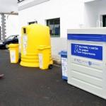 La campaña de reciclaje 'Juega limpio con tu cole' alcanza a 18.000 escolares de Lanzarote