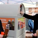 Leganés se suma al reciclaje de aceite de cocina usado