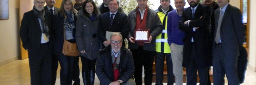 Málaga se interesa por el modelo cántabro de gestión de residuos