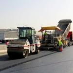 Perchas, envases, tapones y neumáticos para fabricar asfalto