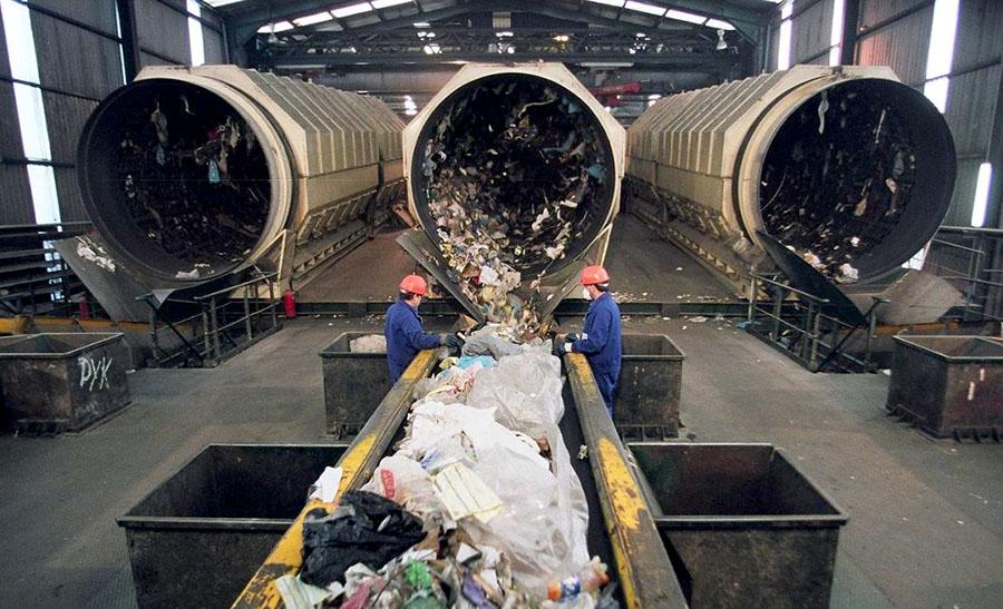 Sogama reduce a la mitad la ccantidad de residuos enviados a vertedero en Galicia