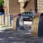 Nuevos contenedores soterrados de residuos en las calles de Gijón