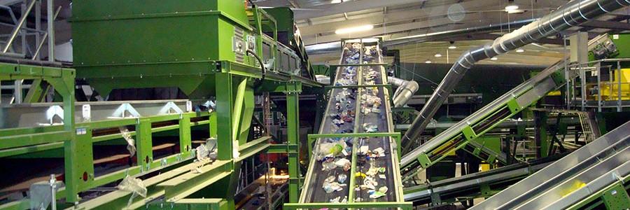 La nueva planta de selección de envases del Grupo Griñó en Lleida incorpora tecnología punta