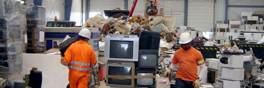 AERESS pide que no se asocie al mercado de segunda mano con la gestión irregular de residuos electrónicos