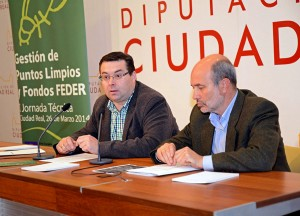 Jornada técnica sobre gestión de puntos limpios en Ciudad Real