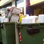 España sigue enviando a vertedero el 63% de sus residuos urbanos