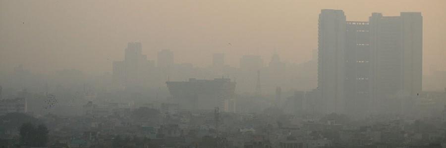 La contaminación atmosférica causa siete millones de muertes cada año