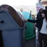 Donostia comienza a implantar el contenedor inteligente para residuos orgánicos