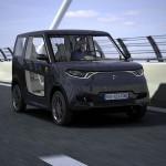 La movilidad más sostenible: diseñan un vehículo eléctrico completamente reciclable