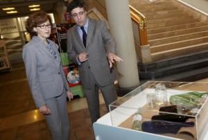campaña de reciclaje de vidrio en Aragón