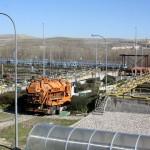 Comienzan las obras de ampliación de la estación depuradora de Segovia