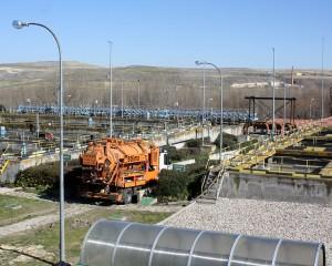 Comienza la ampliación de la EDAR de Segovia