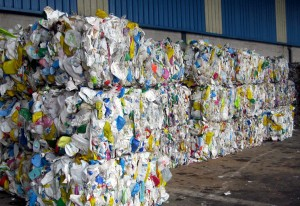 recuperación de residuos de envases