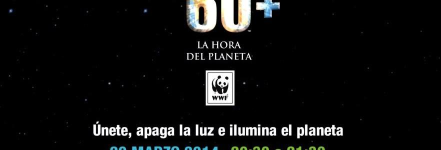 Hoy se celebra la Hora del Planeta